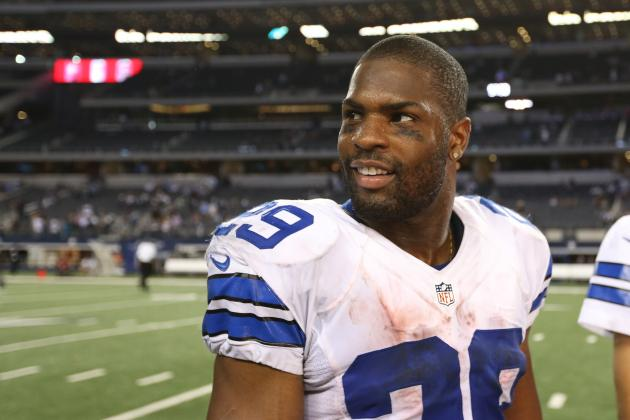 DeMarco Murray: Cowboys RB a Must-Start Fantasy Player for Rest of Season