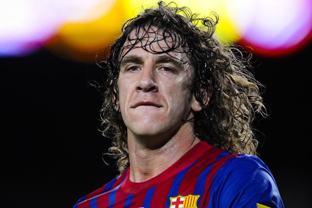 Puyol: Messi Injury Worst News of the Night
