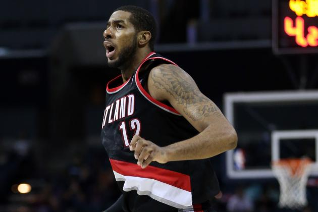 NBA Gamecast: Blazers vs. Pacers