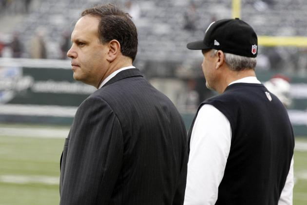 Drafting a Thank You Letter from Mike Tannenbaum to Rex Ryan