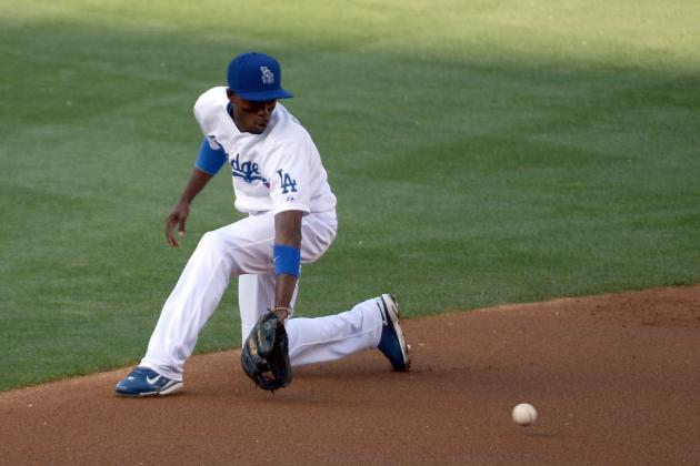 Dodgers Offer Dee Gordon and Zach Lee to Mets for Dickey?