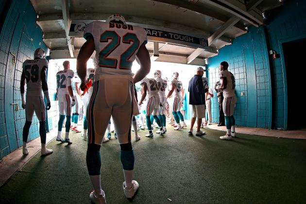 Reggie Bush and Daniel Thomas: How the Dolphins Are Misusing Their RBs
