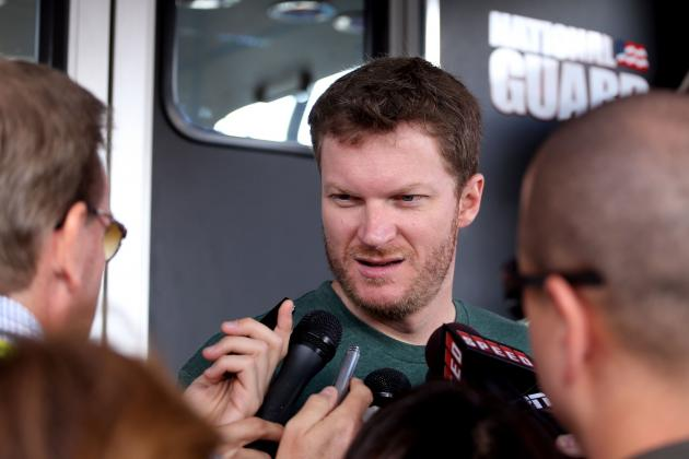 Will NASCAR Culture Accept Dale Earnhardt Jr.'s Stance on Concussions?