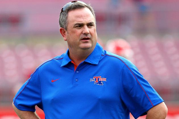 Louisiana Tech HC Sonny Dykes Agrees to Coach Cal