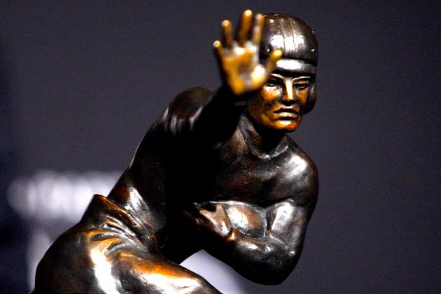 Heisman Trophy Ceremony 2012: Date, Start Time, TV Schedule, and Live Stream