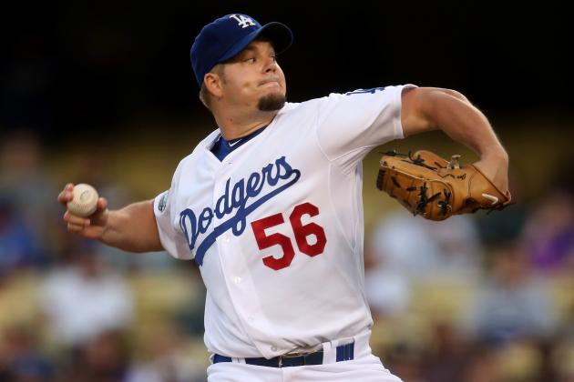 Angels Close to Signing Joe Blanton