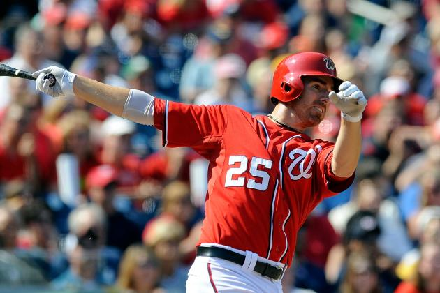 """Nationals """"Remain Confident They Will Get"""" Adam LaRoche"""