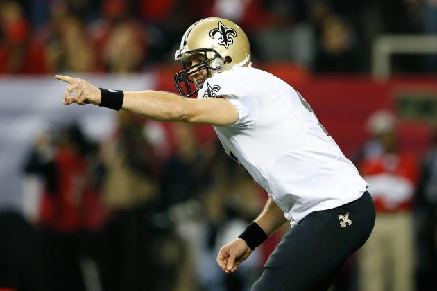 Drew Brees Not Turning Cautious