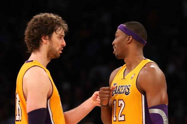 Is Pau Gasol Better Suited to Come off the Bench for New-Look L.A. Lakers?