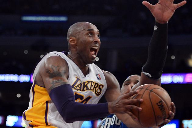 Lakers Beat Hornets 103-87
