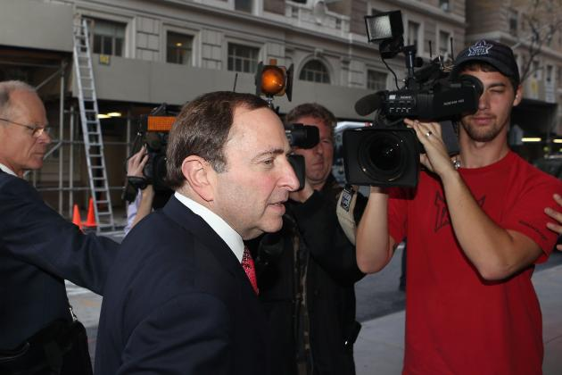 NHL Lockout 2012: Status of New Jersey Devils Players If Lockout Ends This Week