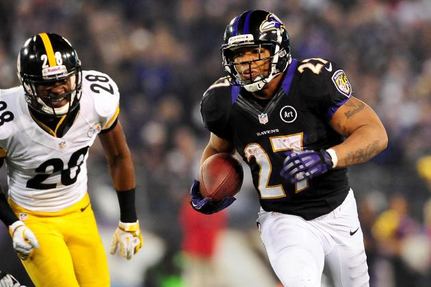 Baltimore Ravens Progress Report: It's Time to Showcase the Run Game