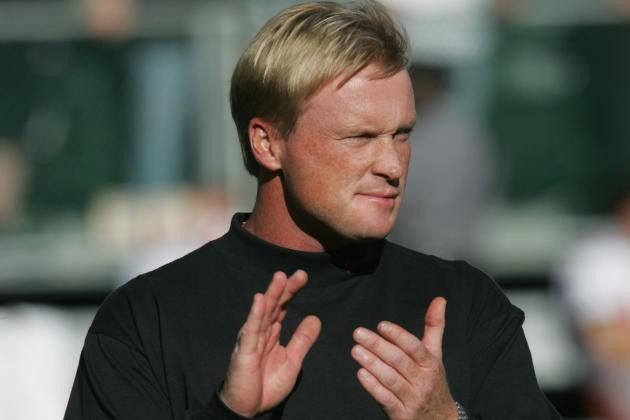 Raiders Officially Deny Gruden 'Rumor'