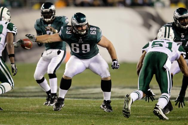 Which Players on 2012 Philadelphia Eagles Should Make the Pro Bowl?