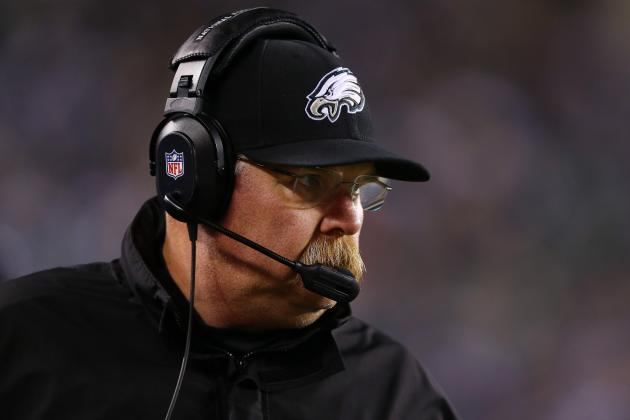 Andy Reid Says Philadelphia Eagles Still Working Hard to Fix the Problems