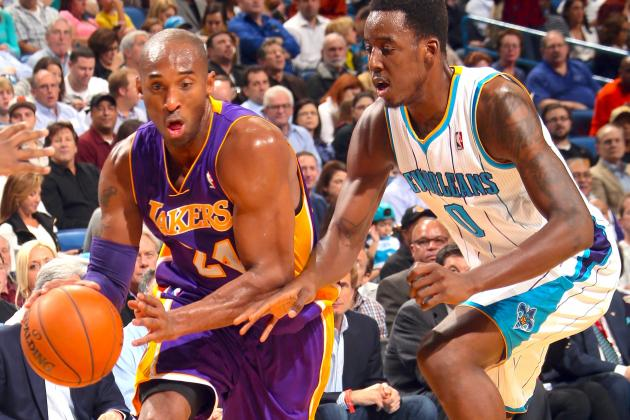 LA Lakers vs. New Orleans Hornets: Live Score, Results and Game Highlights