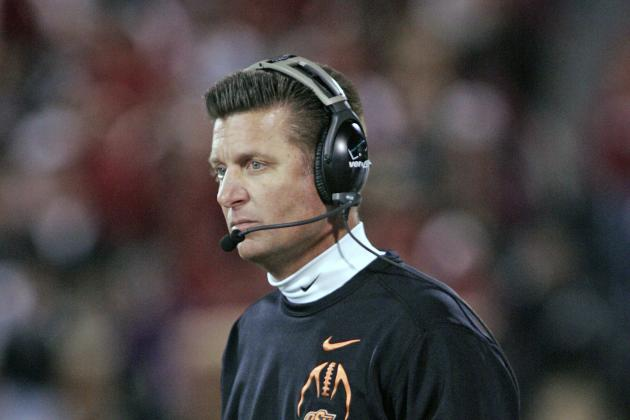 Mike Gundy's Philosophy on Tough Non-Conference Schedules Just 'ain't True!'