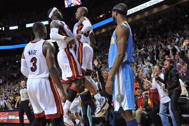 LeBron James Will Make Miami Heat's 3-Point Craze Work