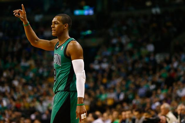 Can Rajon Rondo Thrive in Leadership Role for Boston Celtics?