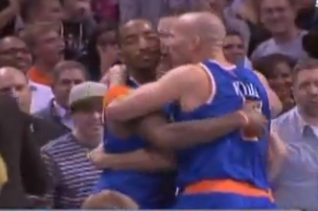 Knicks' Smith Hits Game-Winner Vs.Bobcats