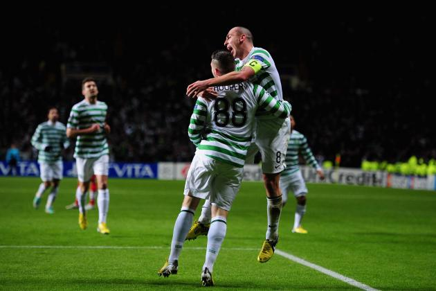 UEFA Champions League: Sadly, Celtic's Cinderella Story Not Likely to Continue