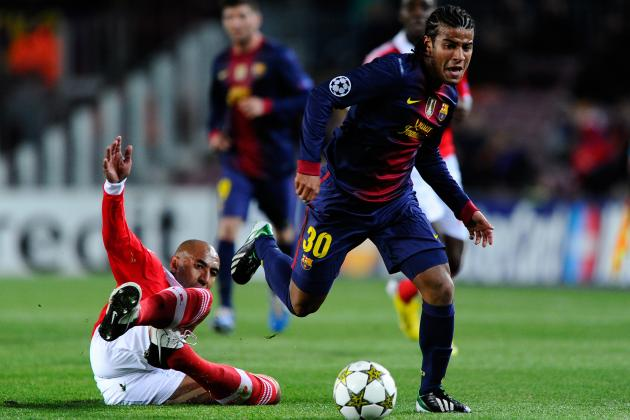 Assessing Barcelona's Youngsters in Their Champions League Draw with Benfica
