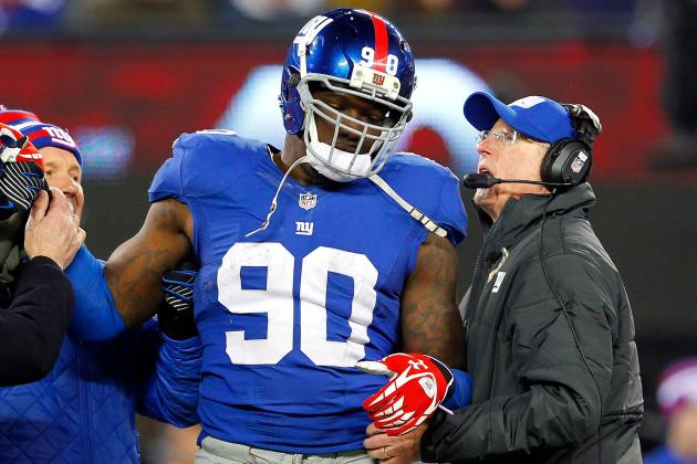 Pierre-Paul: New York Giants Are Soft