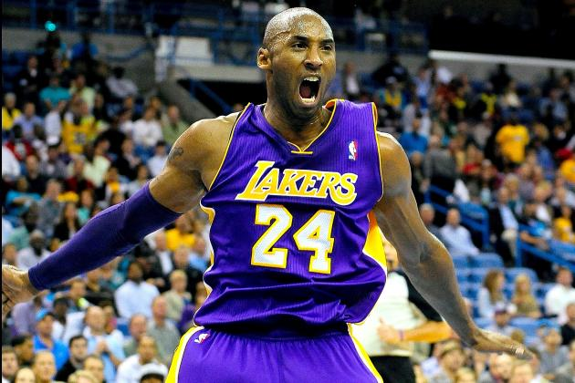 Kobe Bryant Reaches Illustrious 30,000 Career Points Plateau