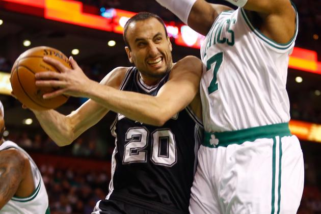 Charting Manu Ginobili's Future with the San Antonio Spurs