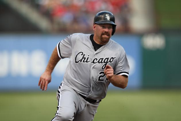 MLB Free Agency 2013: New York Yankees in on Kevin Youkilis and Mark Reynolds