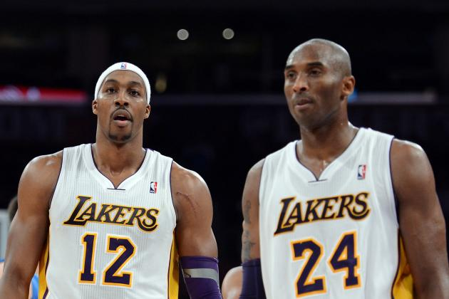 Kobe, Dwight Argue over Defensive Breakdowns