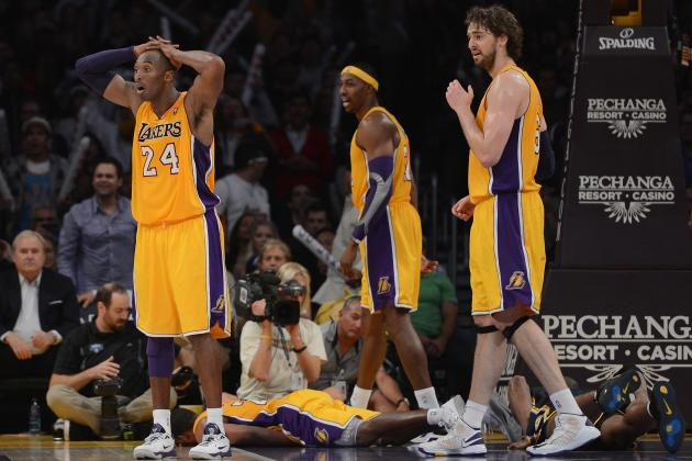 Kobe Bryant's Endorsement of Pau Gasol Won't Solve LA Lakers' Problems