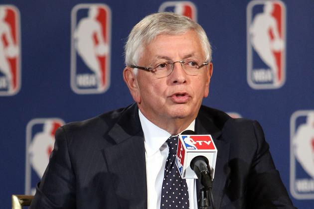 David Stern Impressed by Progress Made by New Orleans Hornets