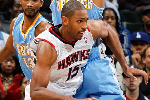 NBA Gamecast: Hawks vs. Nuggets