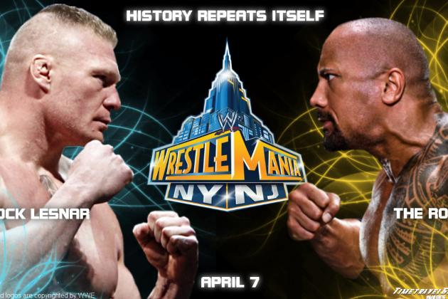 Report: Huge Change in Plans Proposed for WrestleMania 29