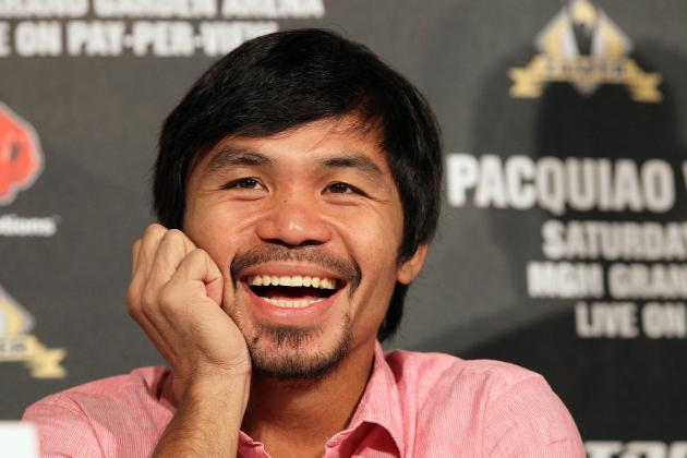 Pacquiao vs. Brandon Rios Targeted for April 20th
