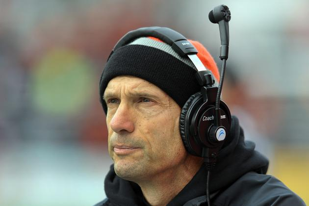 Beavers Coach Mike Riley Wins Economically
