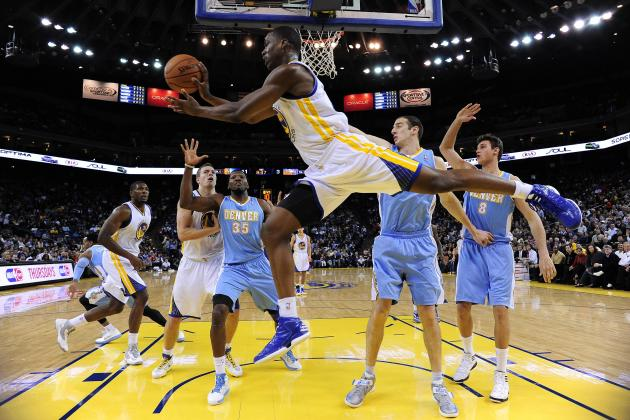 Warriors' Harrison Barnes Is Working Way into Rookie of the Year Conversation