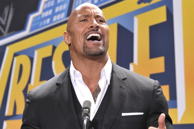 The Rock Scheduled for Pre-Royal Rumble Raws
