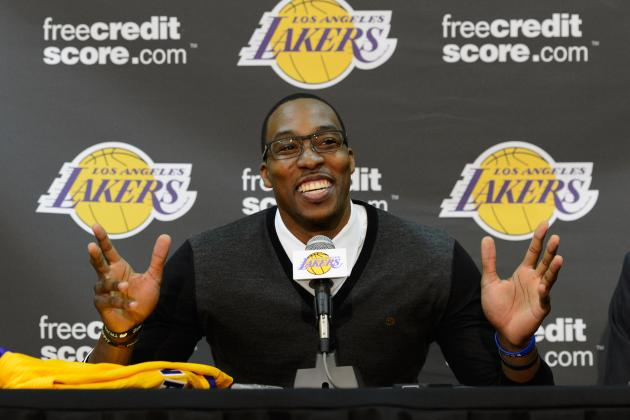 What Must Absolutely Go Right for Dwight Howard to Re-Sign with LA Lakers