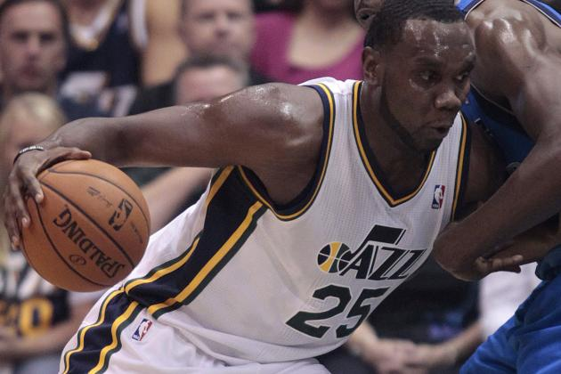 Big Al Jefferson Carries Jazz on His (injured) Back in Victory over Magic