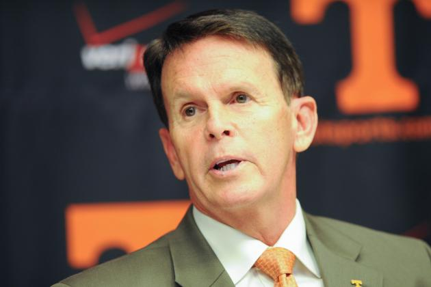 Tennessee Humbled as Coaching Search Drags on