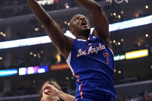 Clippers' Lamar Odom on Time with Mavs: 'I Wasn't There, Like Mentally'