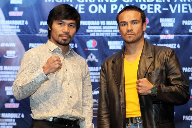 Pacquiao vs. Marquez: Why Decision Loss Would Still Be a Win for Dinamita