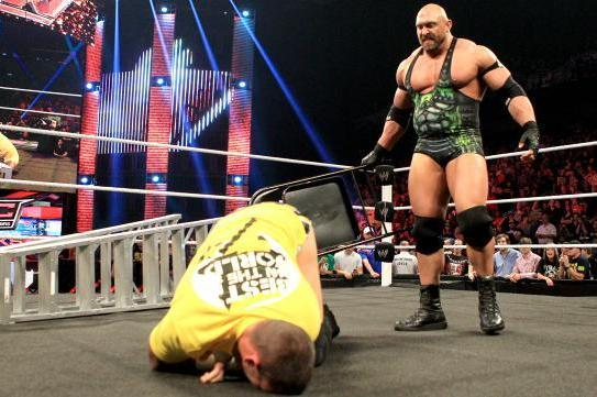 CM Punk Scratched from TLC: TLC Pay-Per-View Loses, Ryback's Push Wins