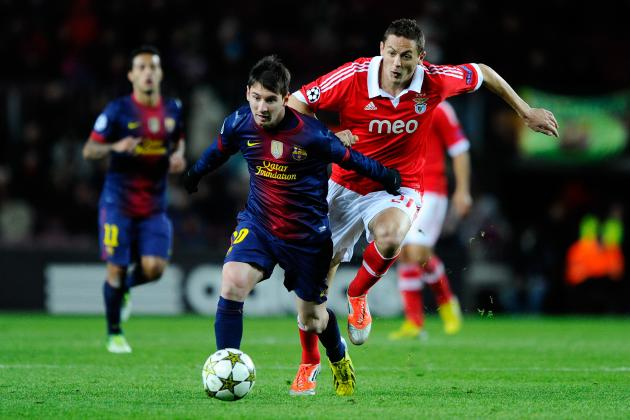 Barcelona Coach Tito Vilanova Sheds Light on Messi Injury