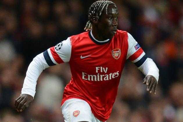 Defender Bacary Sagna Joins Striker Theo Walcott on Waiting List