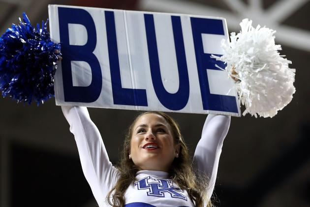 Kentucky Basketball 2012-13: Is Rupp Arena Overrated?