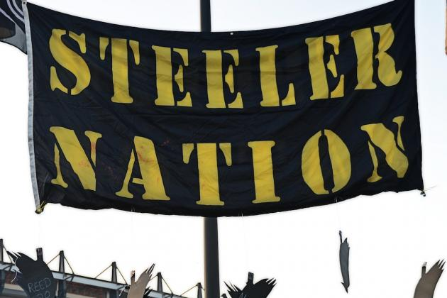 Steeler Nation: The Good Side of Loving a Team Blindly