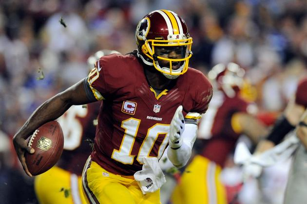 Breaking Down the Redskins' Use of the Zone Read-Option with Robert Griffin